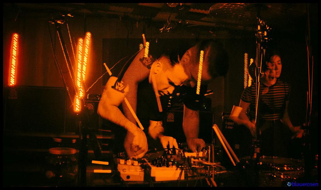 Xiu Xiu live at Birthdays London
