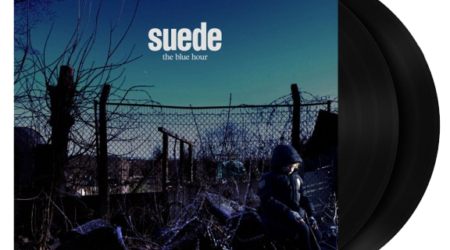 suede The Blue Hour lp