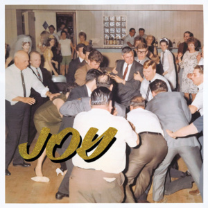 IDLES JOY standard version cover