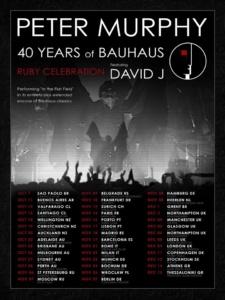 40years Bauhaus poster