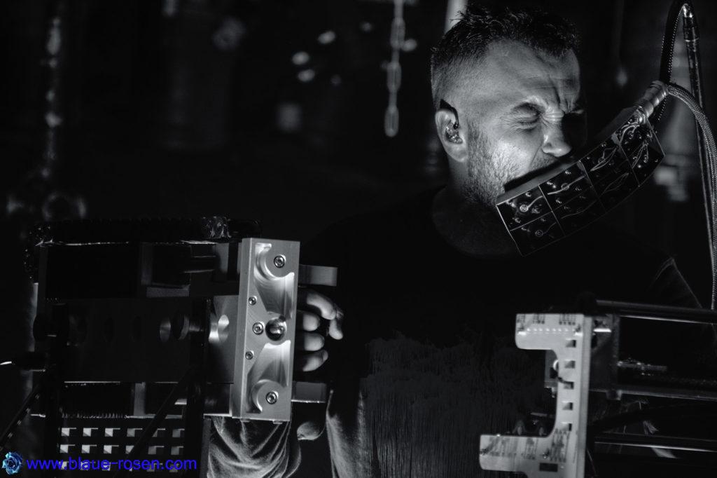 Author&Punisher live photo