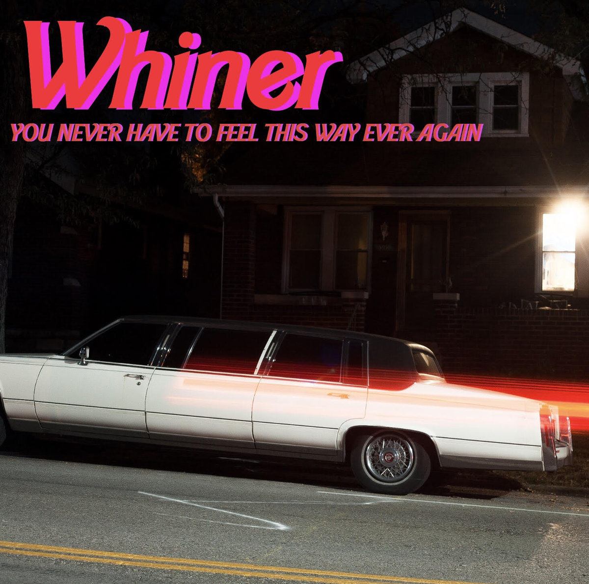 Whiner cover