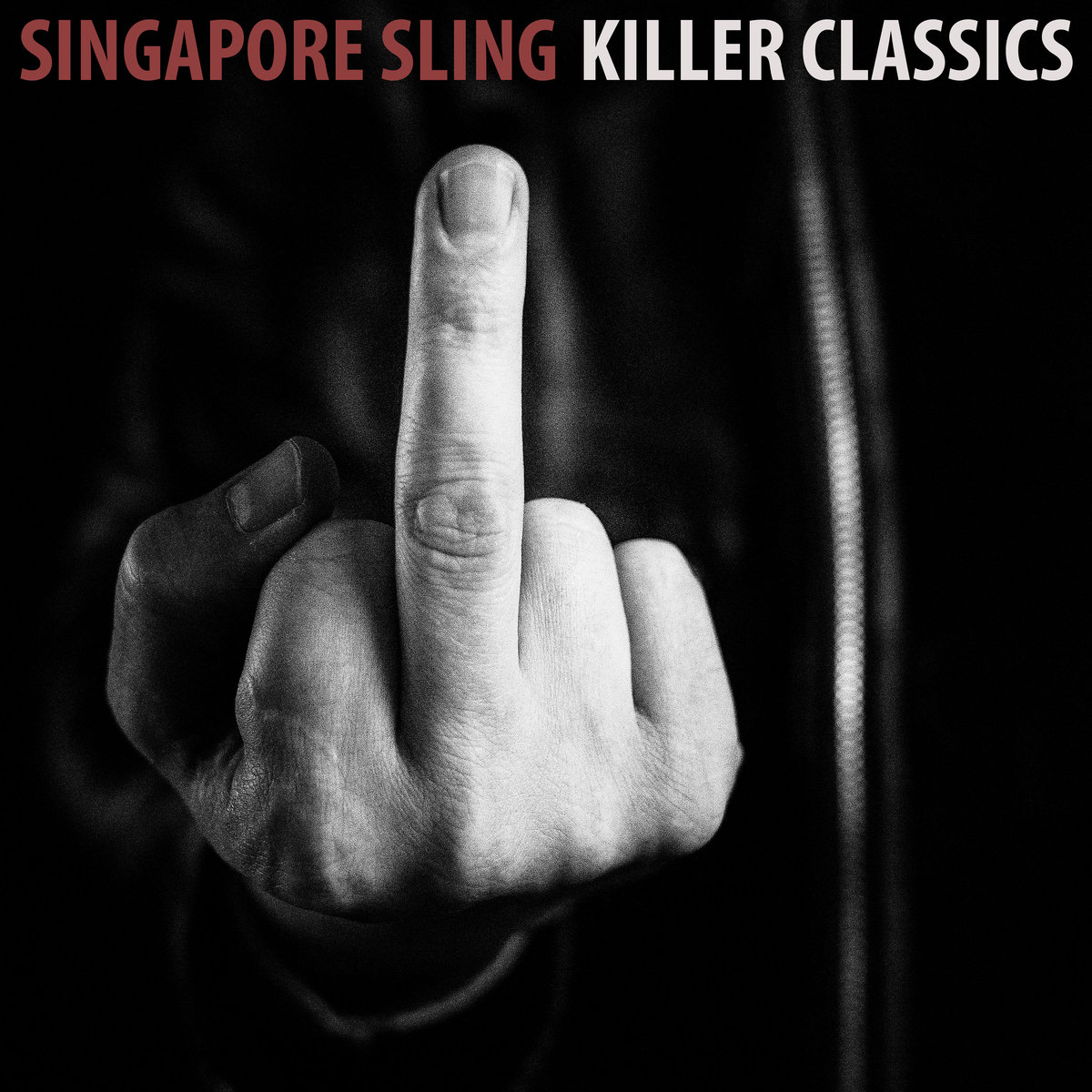 Singapore Sling cover