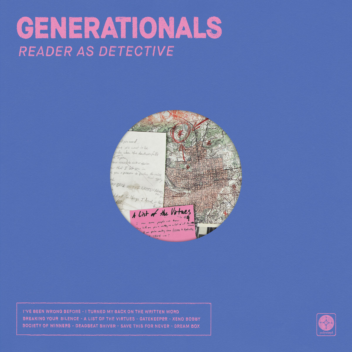 Generationals cover