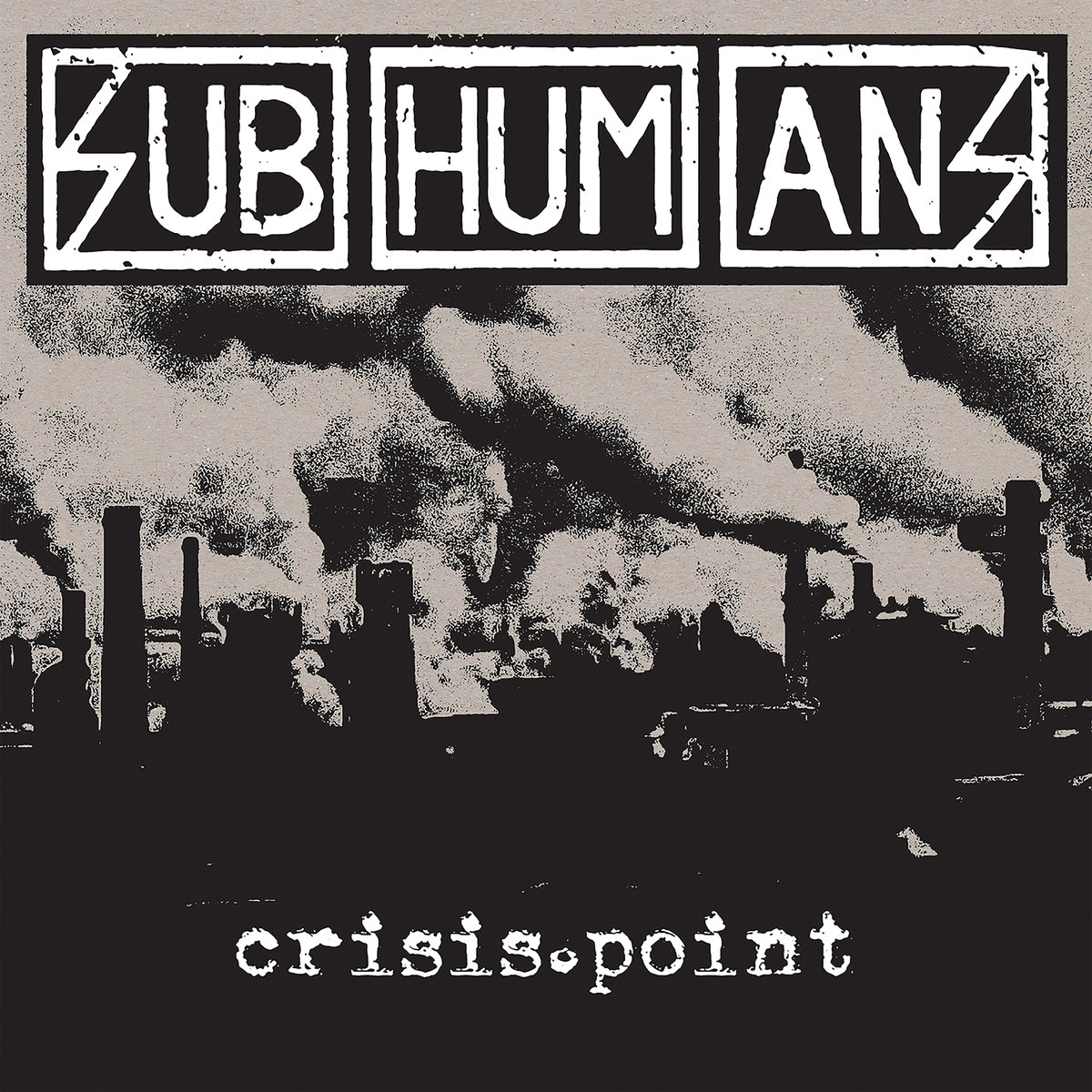 Subhumans cover