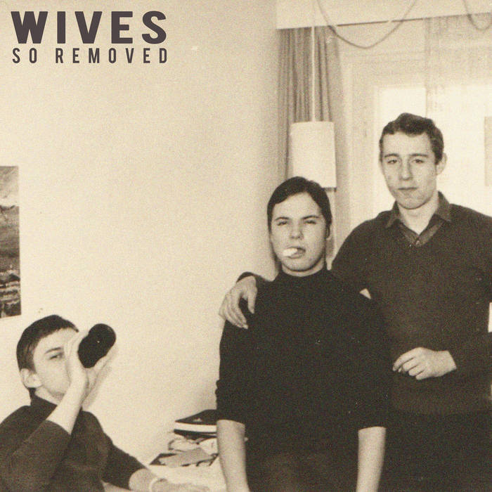 WIVES cover