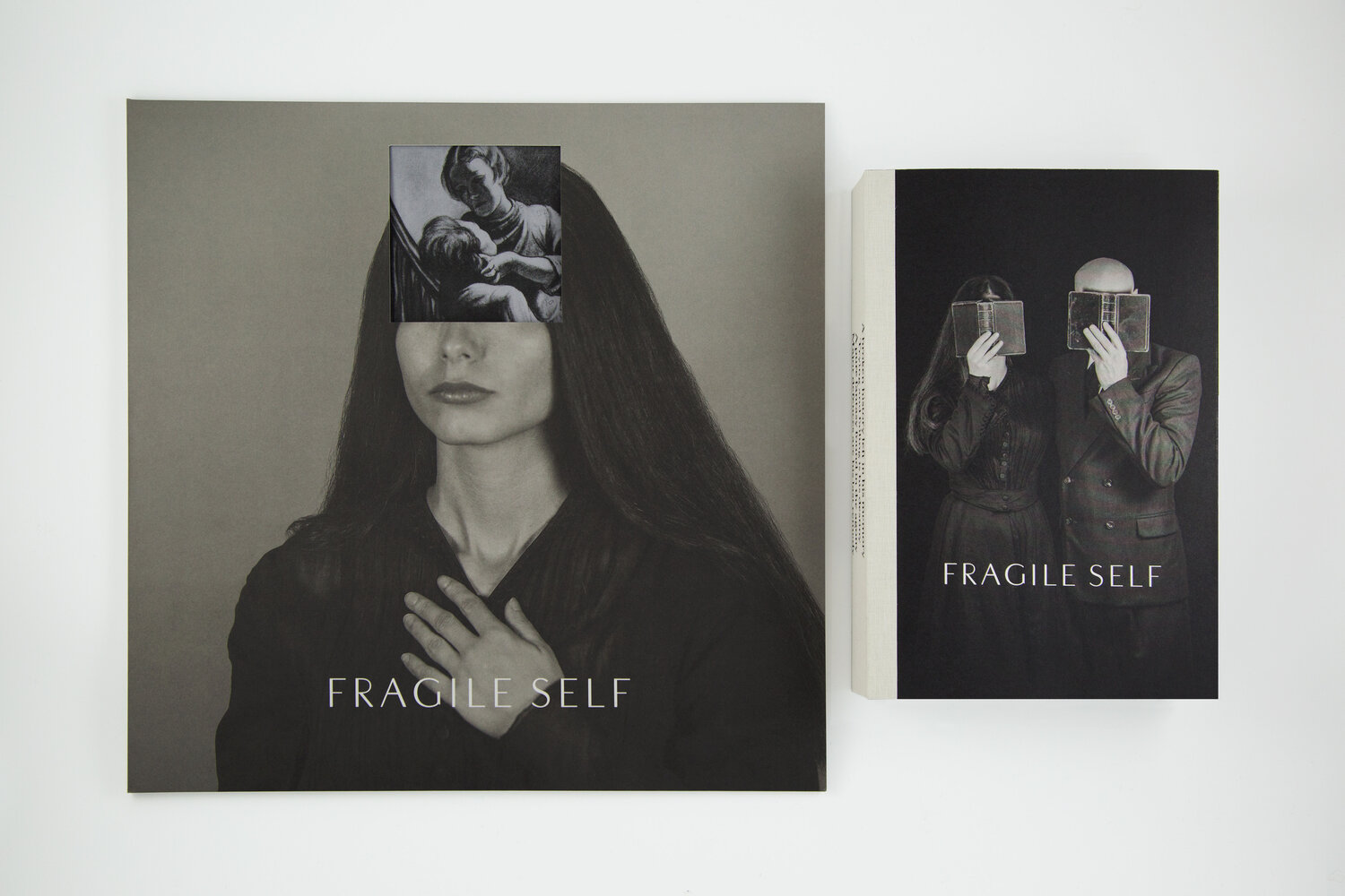 Fragile Self cover