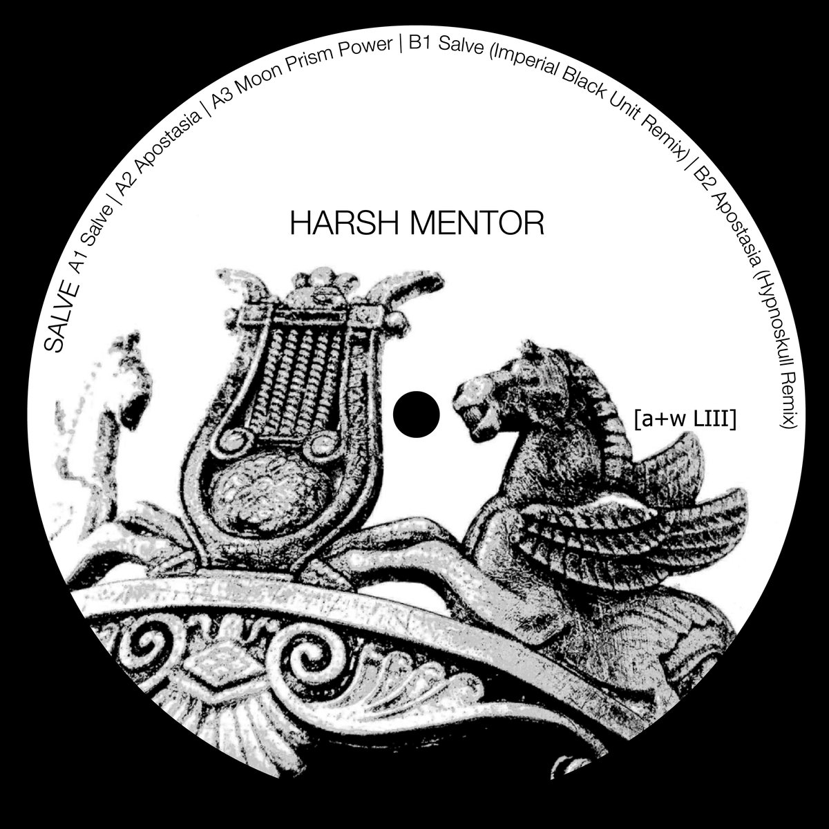Harsh Mentor cover