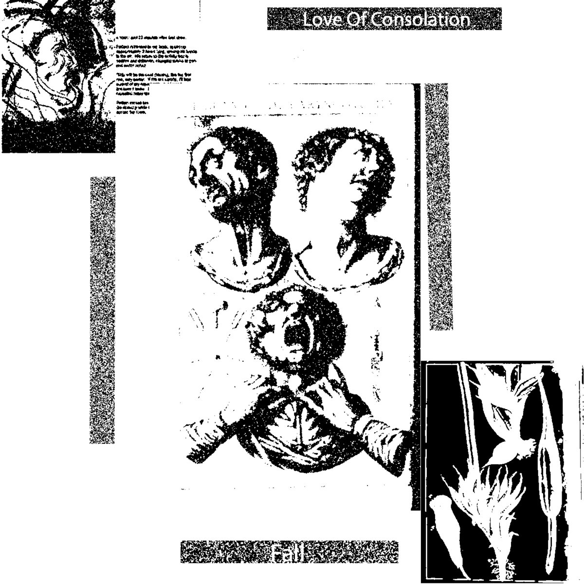 Love of Consolation cover