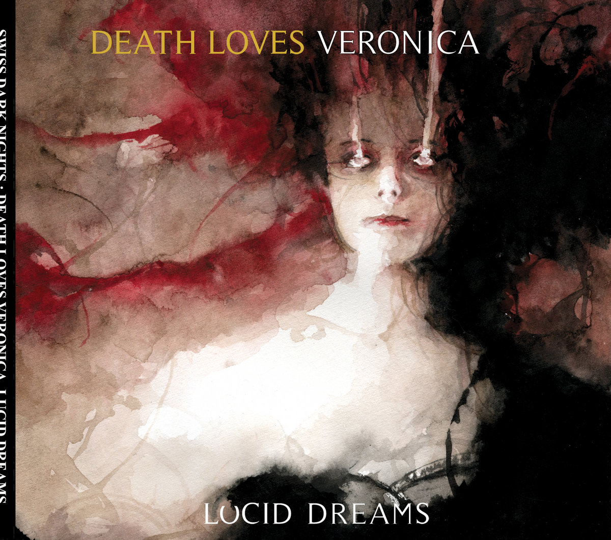 Death Loves Veronica cover