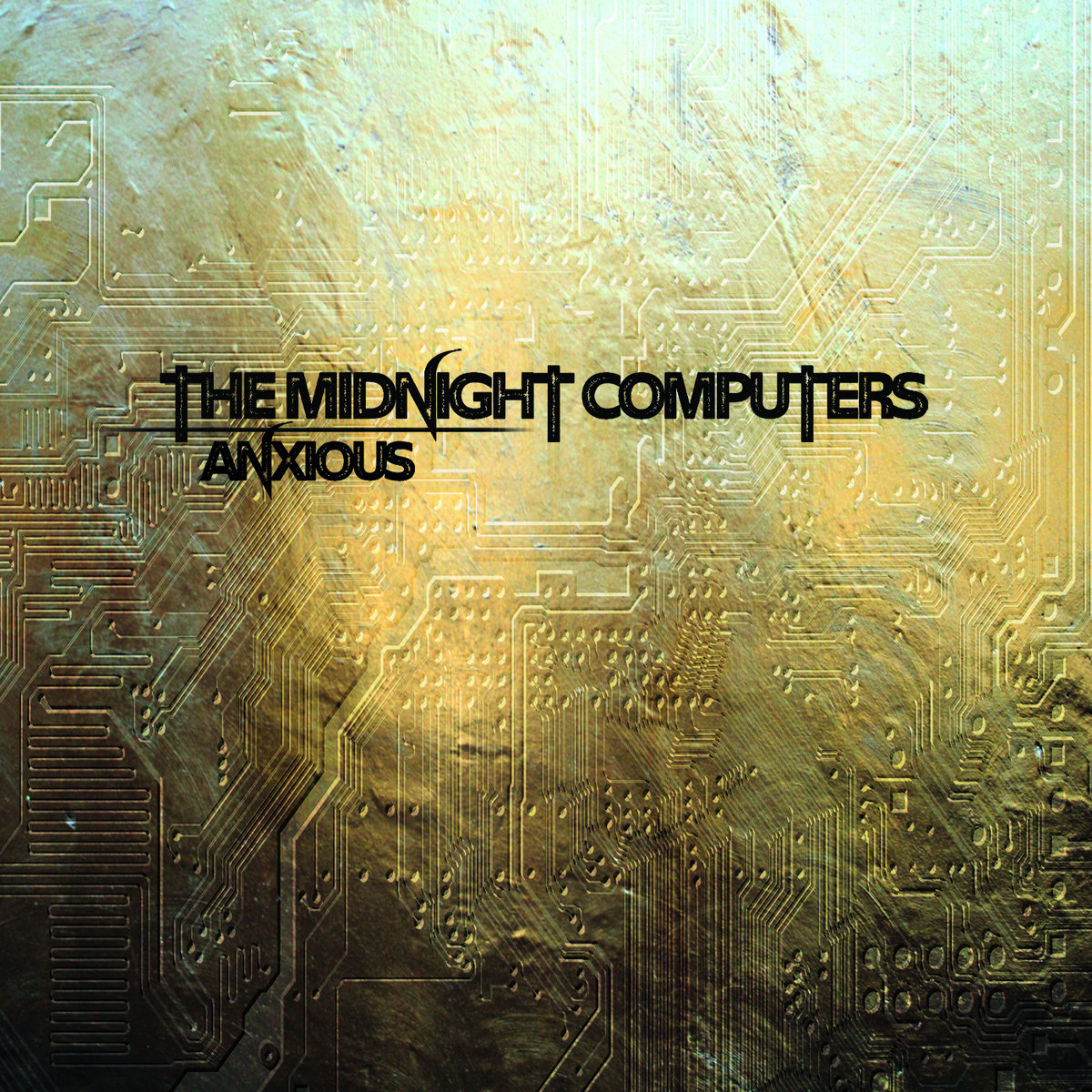 The Midnight Computers cover