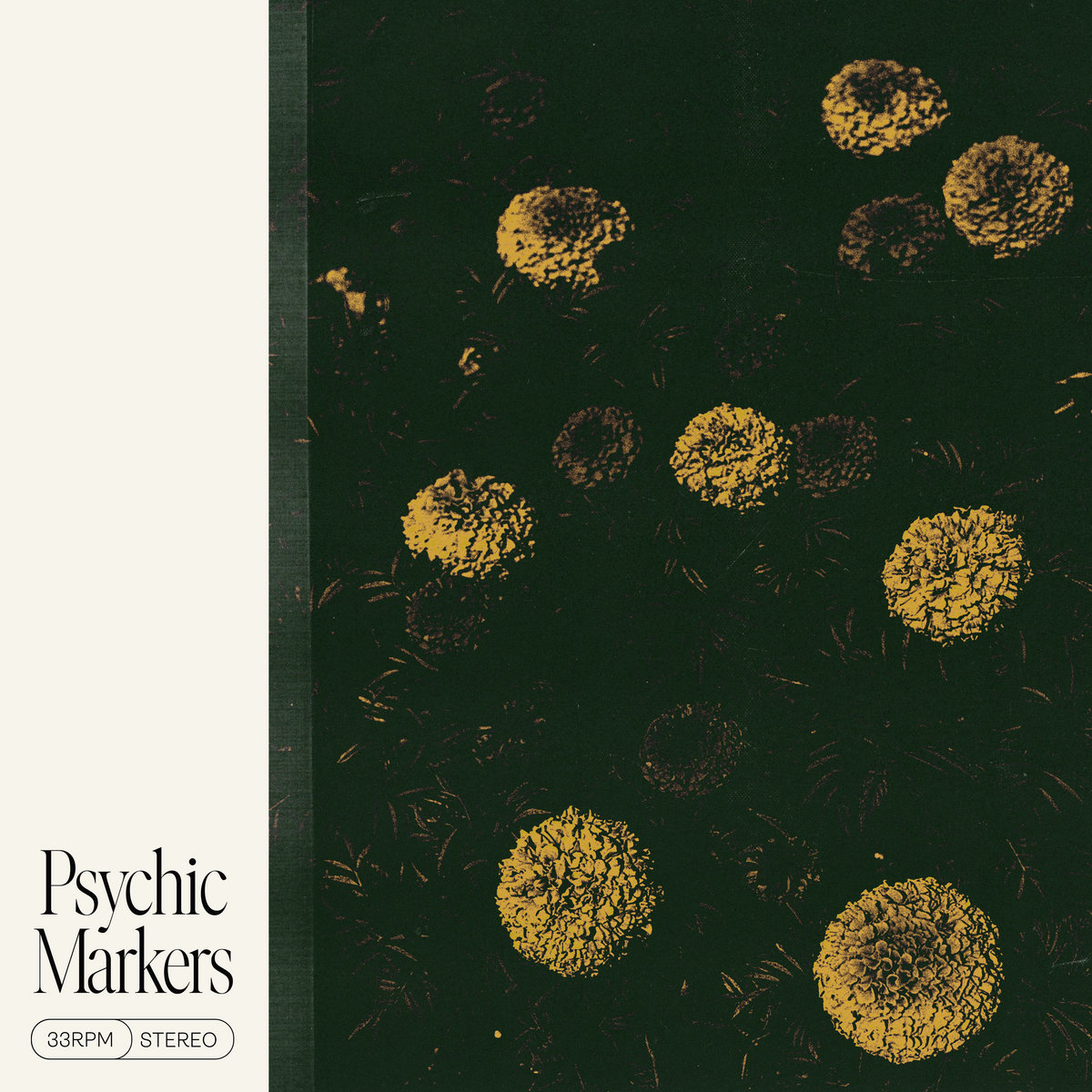 Psychic Markers cover