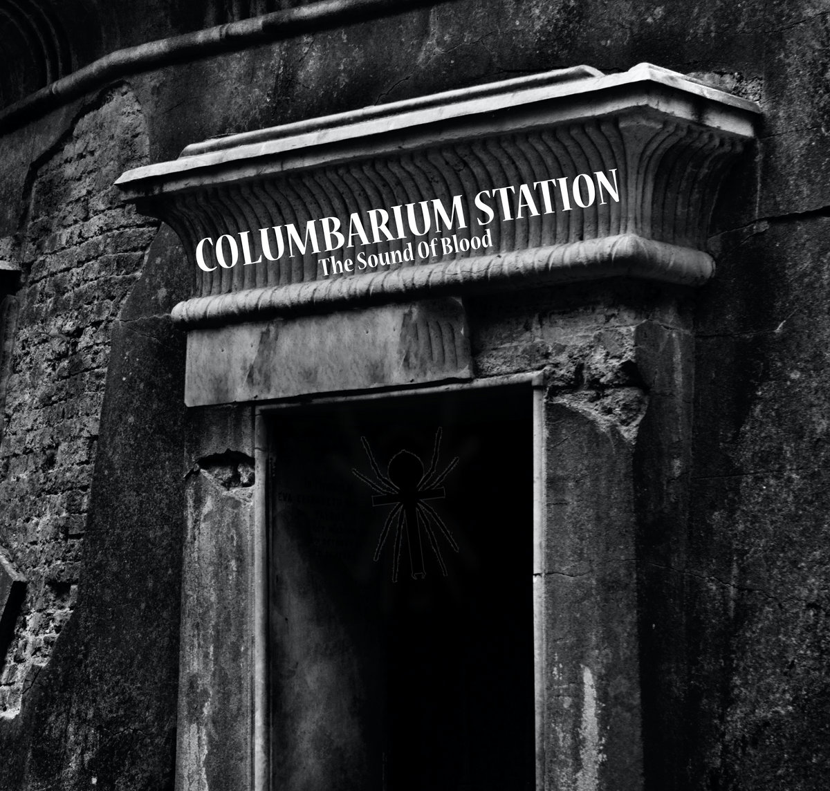 Columbarium station cover