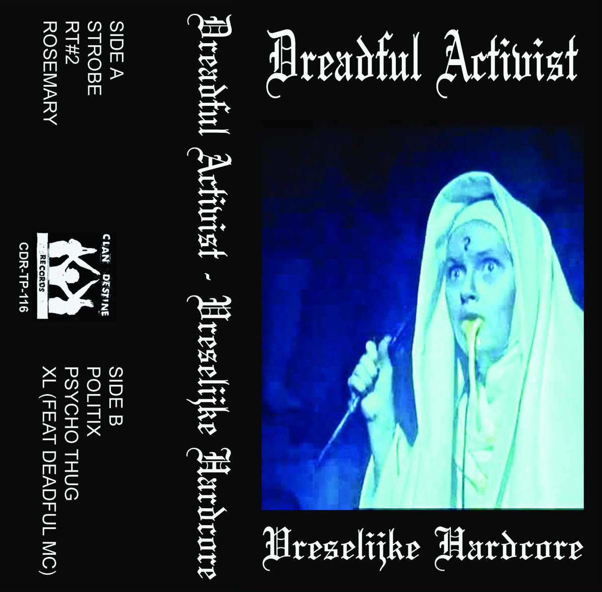 Dreadful Activist cover