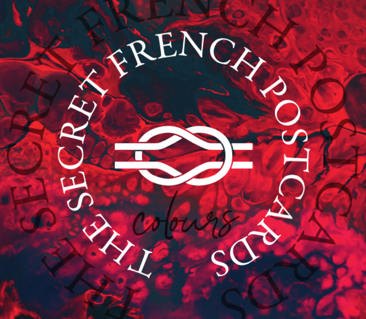 the secret french postcards cover