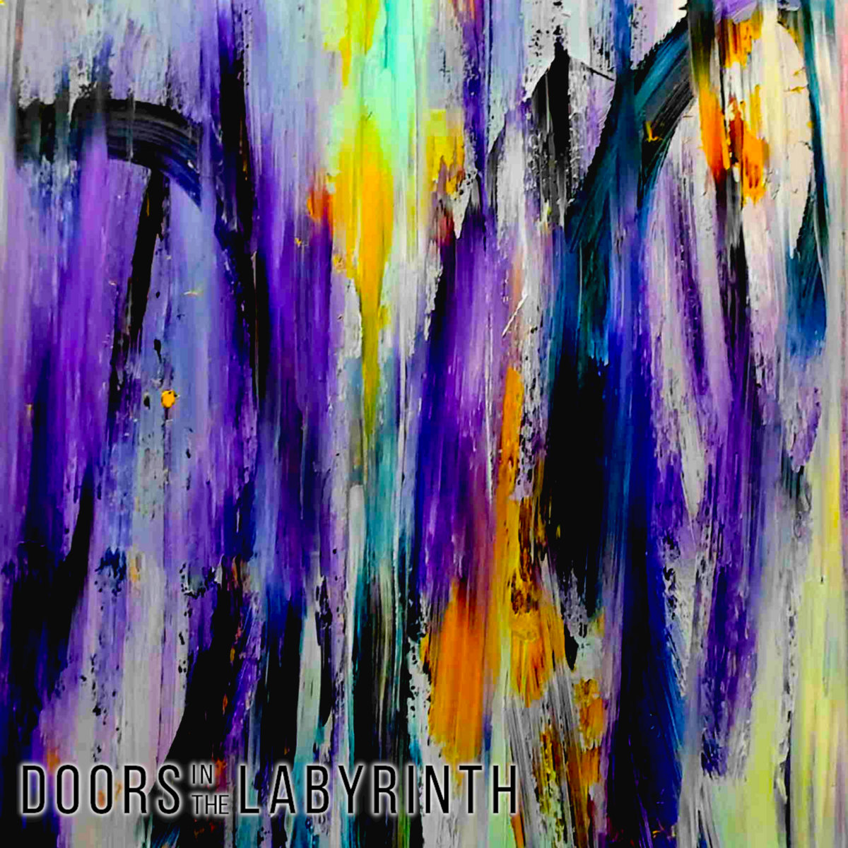 Doors In The Labyrinth cover