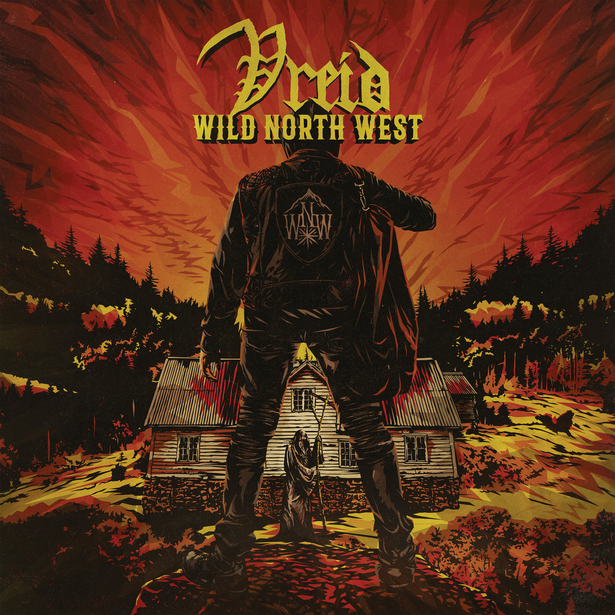 Vreid cover