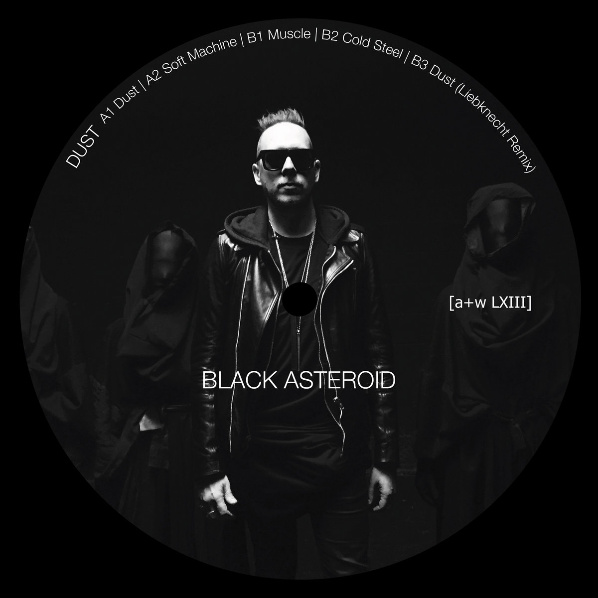 Black Asteroid cover