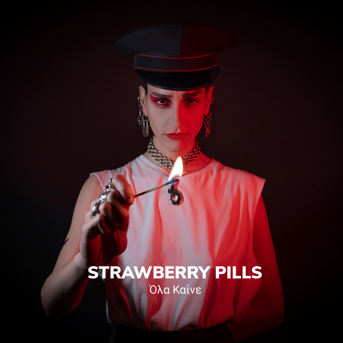 Strawberry Pills cover
