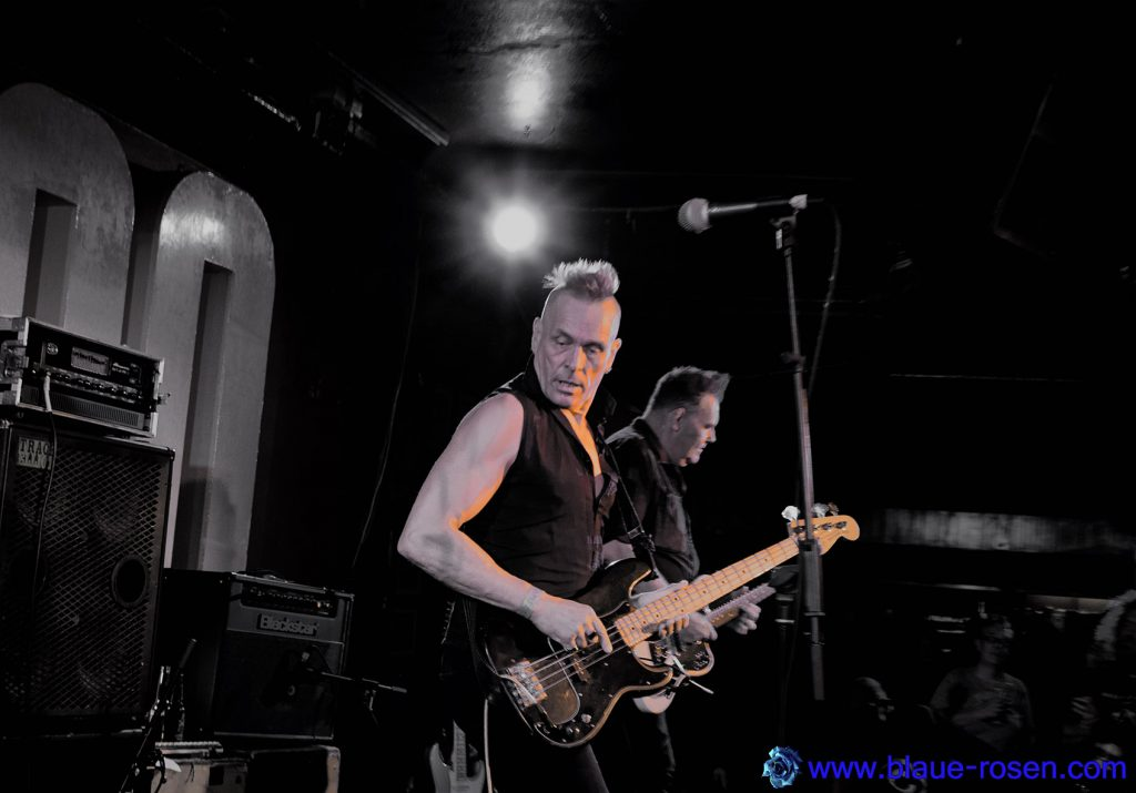 The Membranes live photo