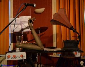 Sol Invictus Hi Reciprocity live in London 2015