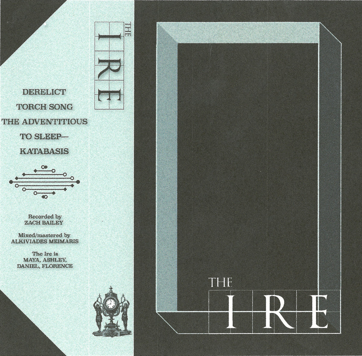The IRE cover