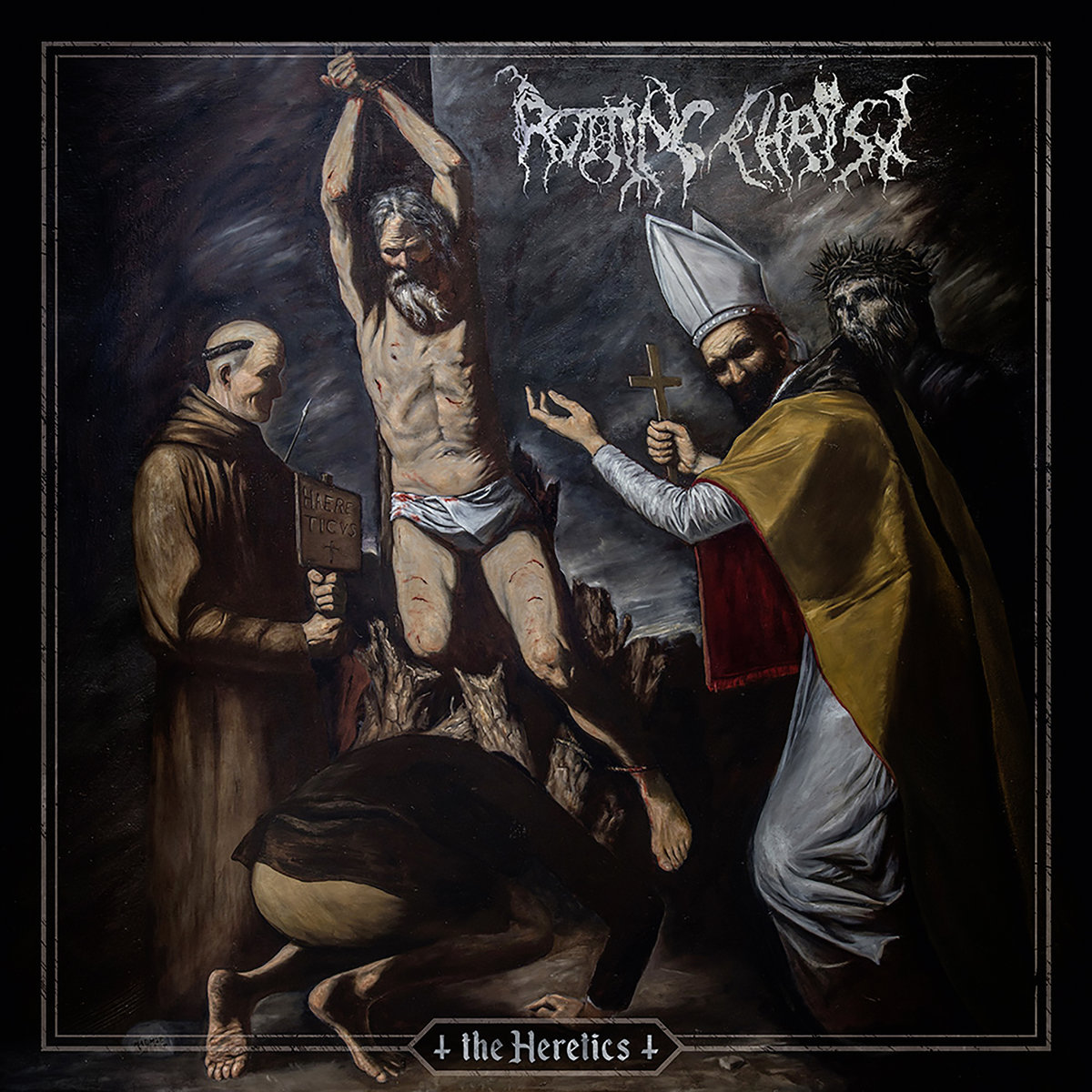Rotting Christ  cover