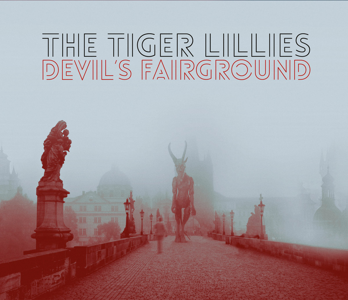 The Tiger Lillies-cover