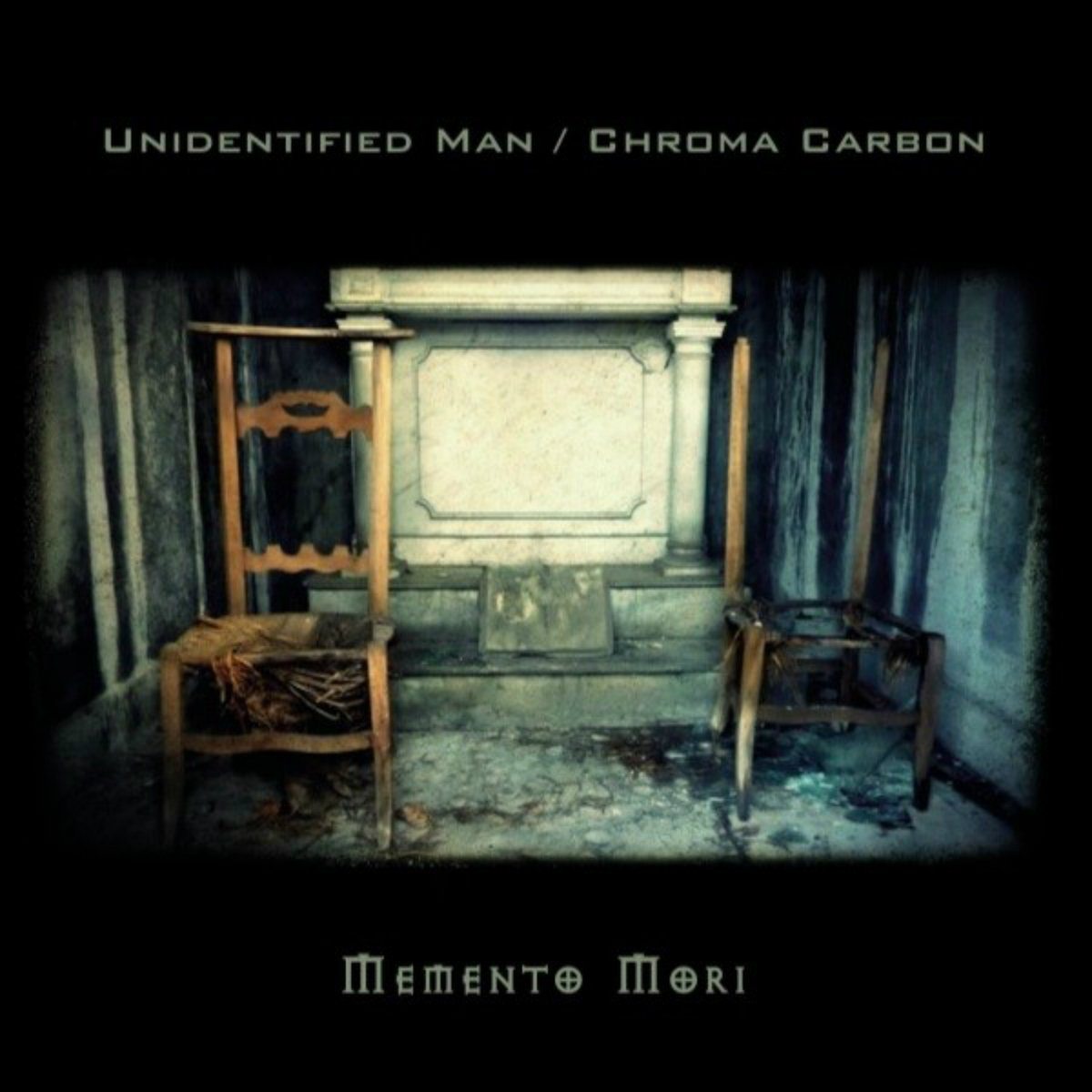 Unidentified Man-cover