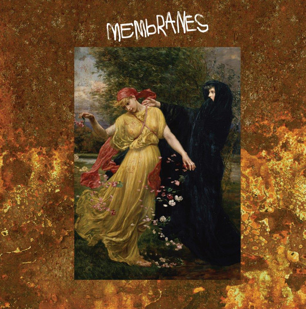The Membranes  cover