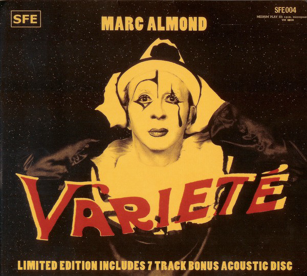 Marc Almond cover