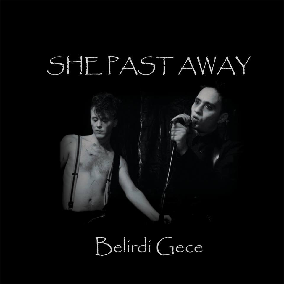 She Past Away cover