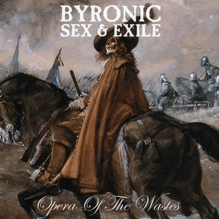 Byronic Sex & Exile cover