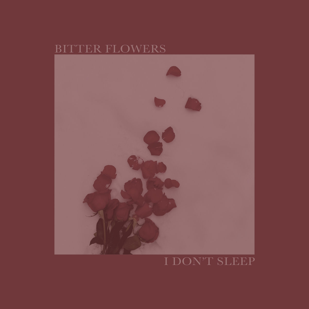 Bitter Flowers cover