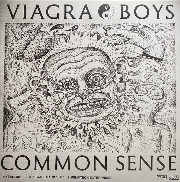 Viagra Boys cover