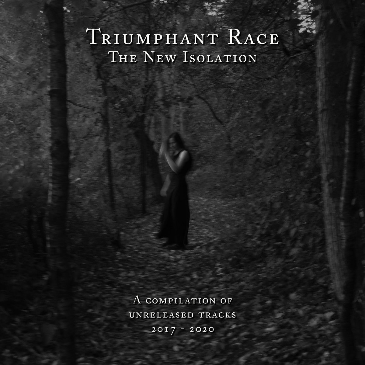 Triumphant Race cover