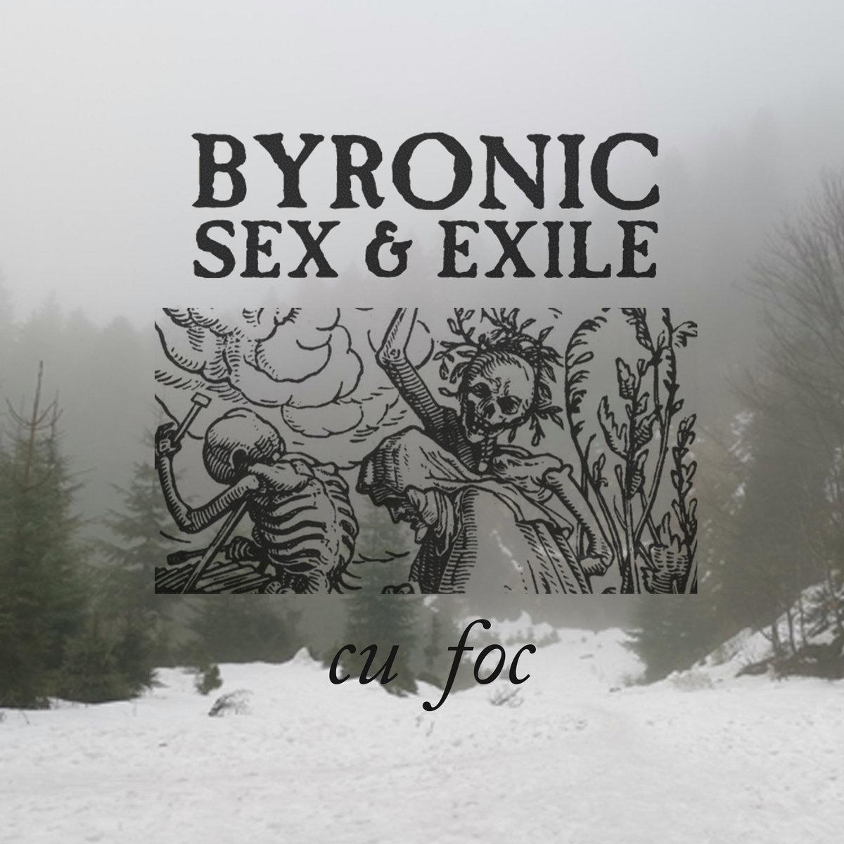 Byronic Sex and Exile cover