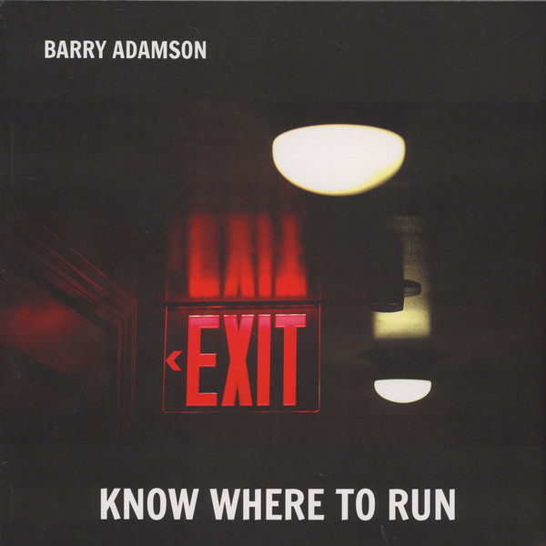 Barry Adamson cover