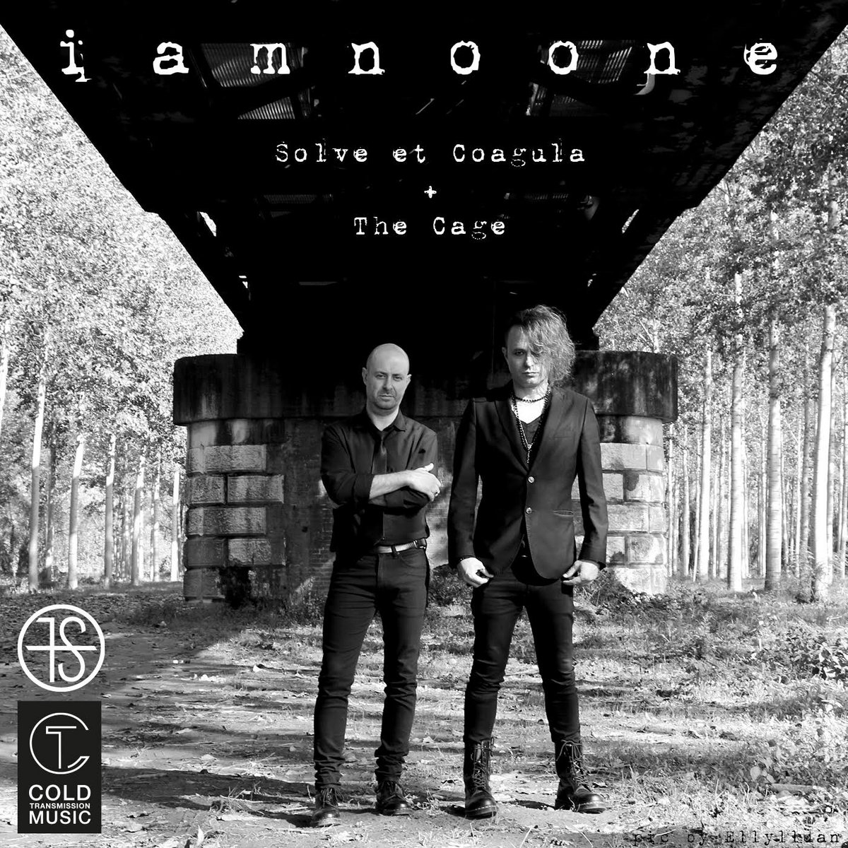 Iamnoone cover